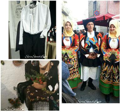 Costume sardo e abiti tipici di Orgosolo