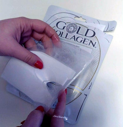Texture maschera GOLD COLLAGEN®