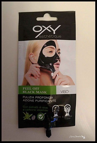 Formato 20 ml Oxy Black mask