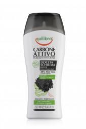 Docciaschiuma detox carbone attivo 250 ml