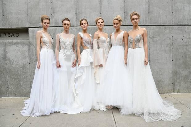 Abito sposa 2019 bridal week
