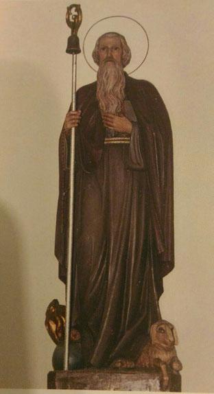 Sant'Antonio abate santo del fuoco prottetore degli animali, Lodè 2018