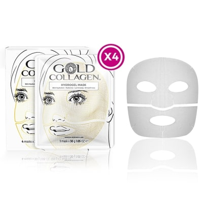 Maschera viso gold collagen  credit by gold collagen