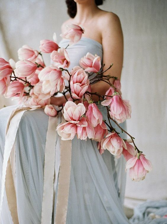 Bouquet a braccio