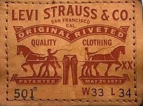 modello 501 etichetta jeans levi strauss