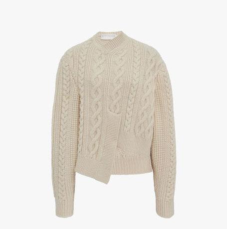 Maglione lana tricot tinta unita 2020