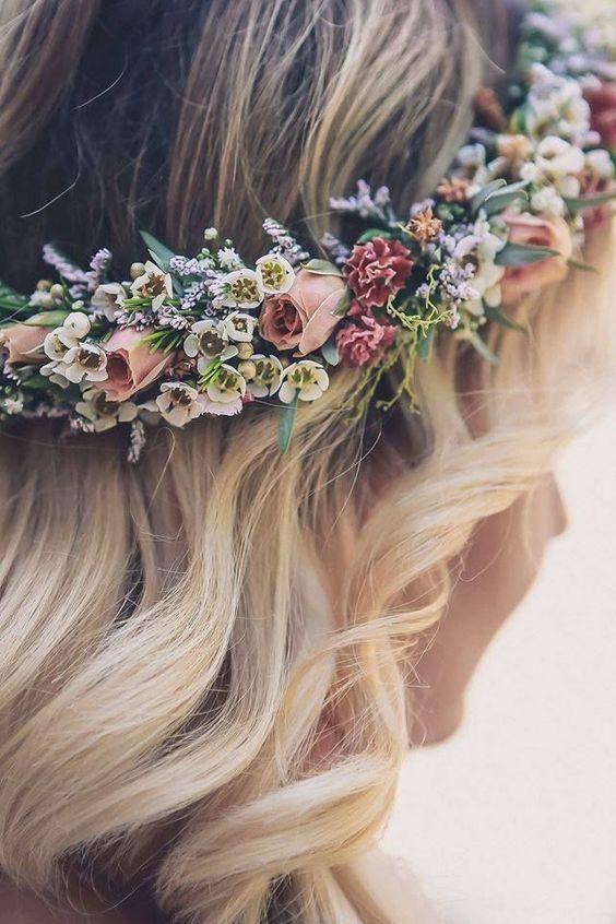 La corona Bouquet