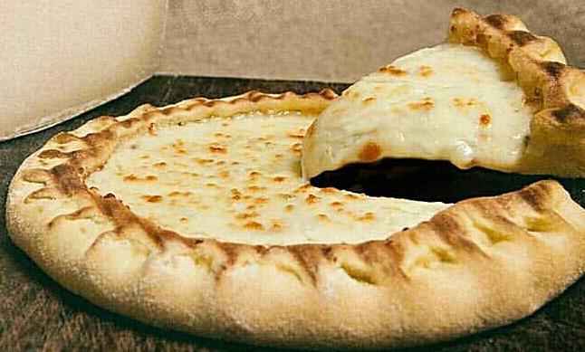 """""""Casattina"""" al formaggio di pecora"""