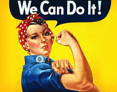 Possiamo farllo, donne che lavorano, working in progress