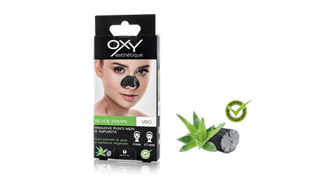 Cerottini purificanti  Oxy