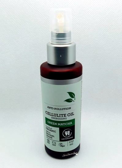 Review olio anticellulite naturale Urtekram