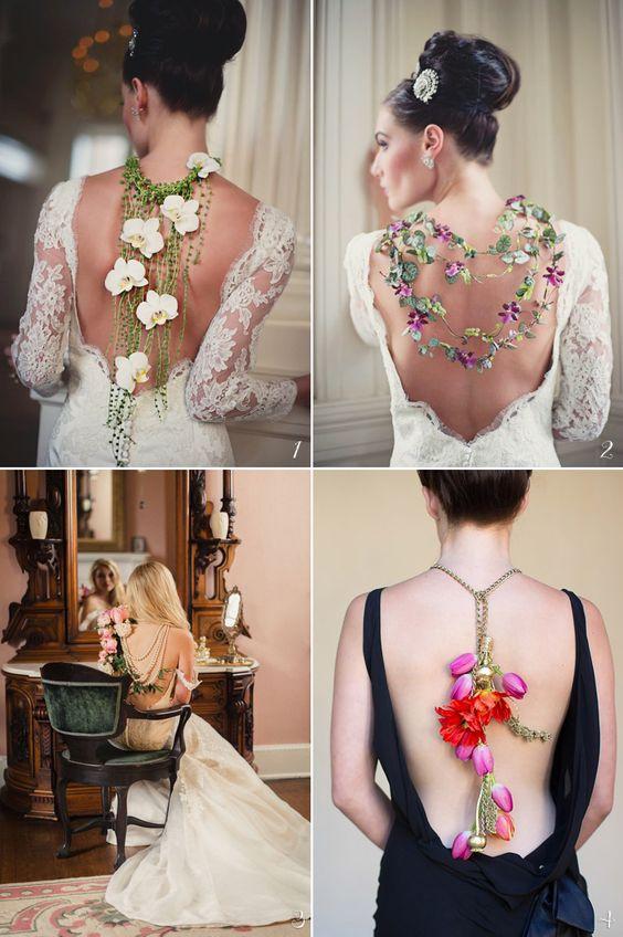 Bouquet a collana