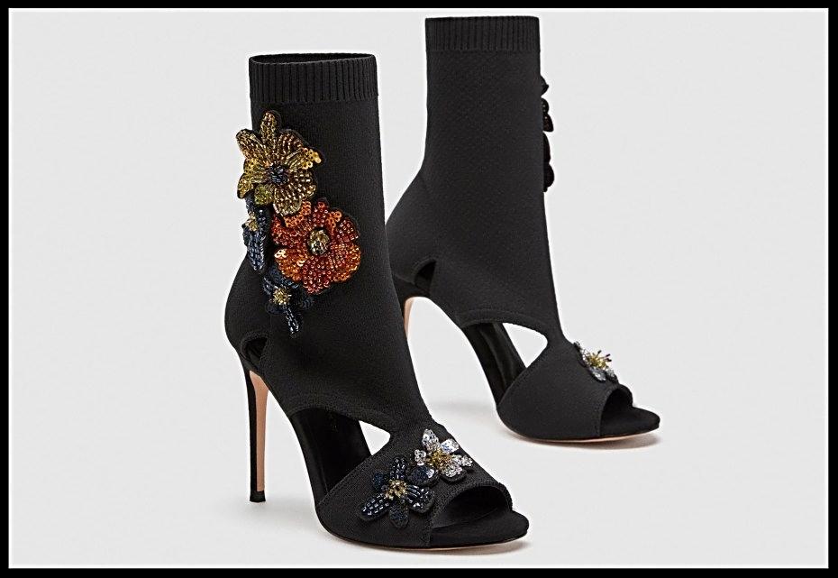 Tacchi a spillo Primavera estate Zara 2018