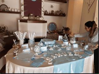 seresweetlove event planner, tavolo