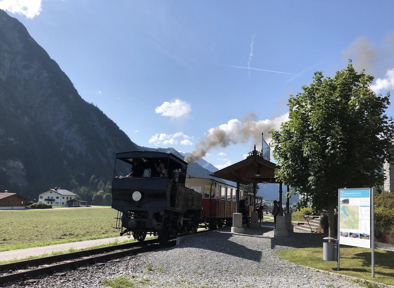 Postkartenidylle am Achensee