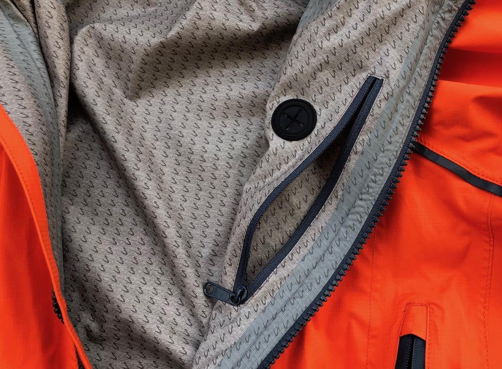 IMBA - Detail innenliegende Napoleontasche