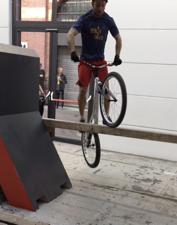 Bike Trial Berlin