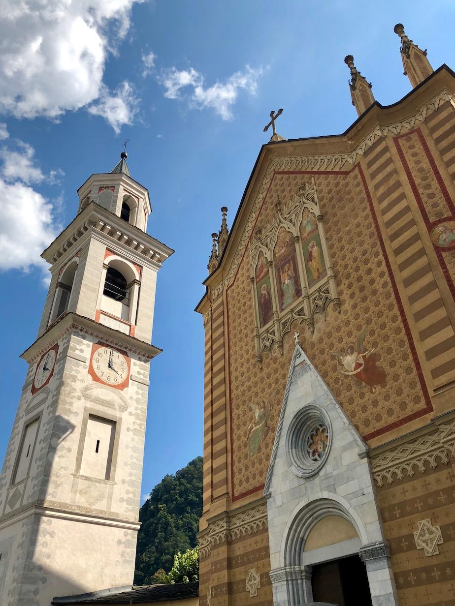 San Damiano Macra