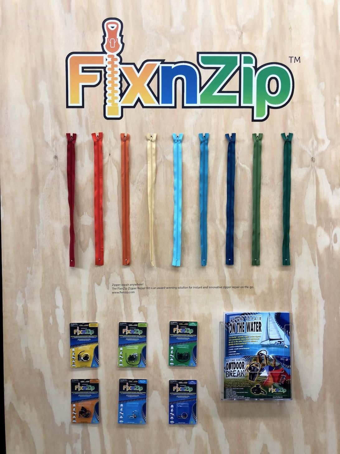 FixnZip - Reißverschlüsse unterwegs reparieren