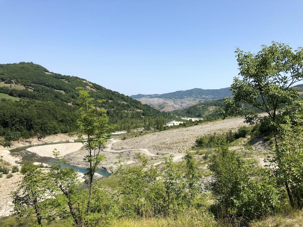 Berghuhn, Italien, Ligurien, Radreise, Radtour, Apennin, Specialized Chisel Expert, Ortlieb, Revelate Designs