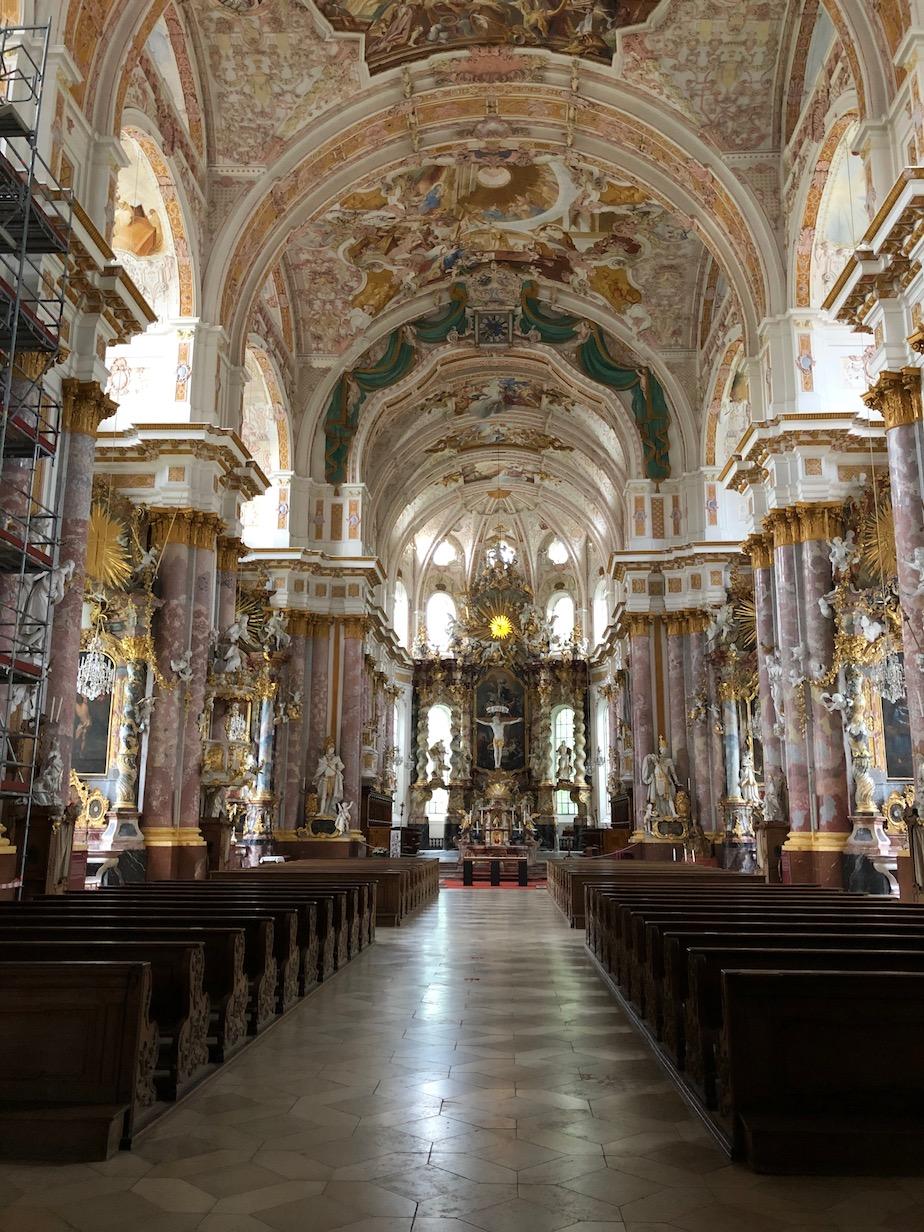 Klosterkirche in Fürstenfeldbruck