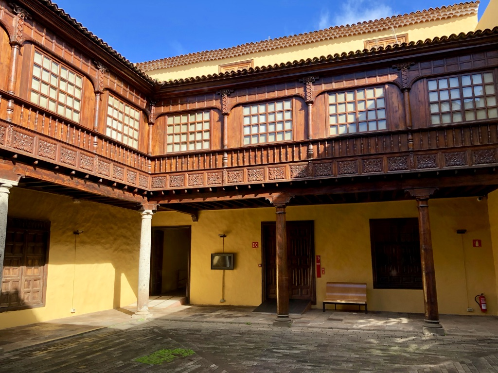 Casa Lercaro - Museo de Historia de Tenerife