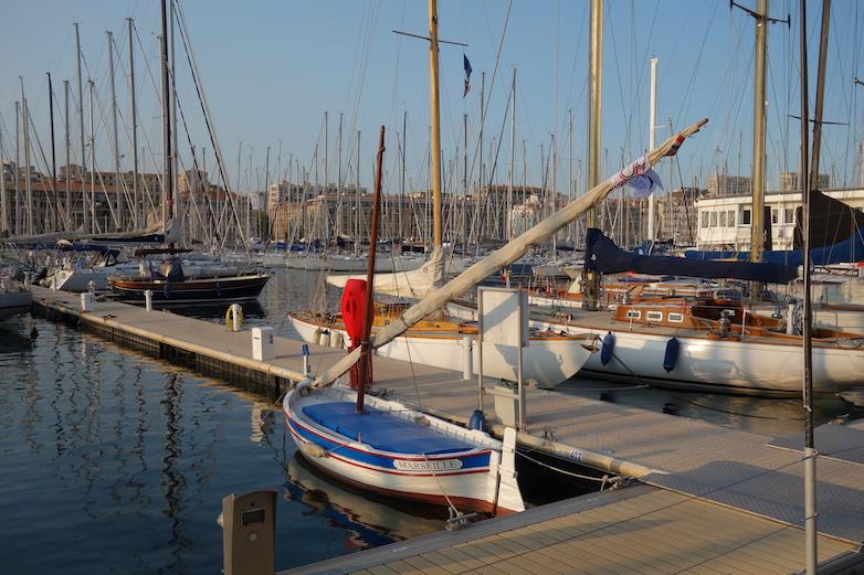 Marseille, alter Hafen