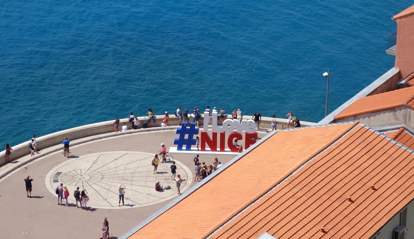 # I Love Nice