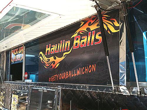 Haulin Balls