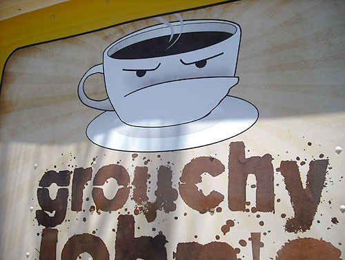 grouchy johns,coffee truck,las vegas