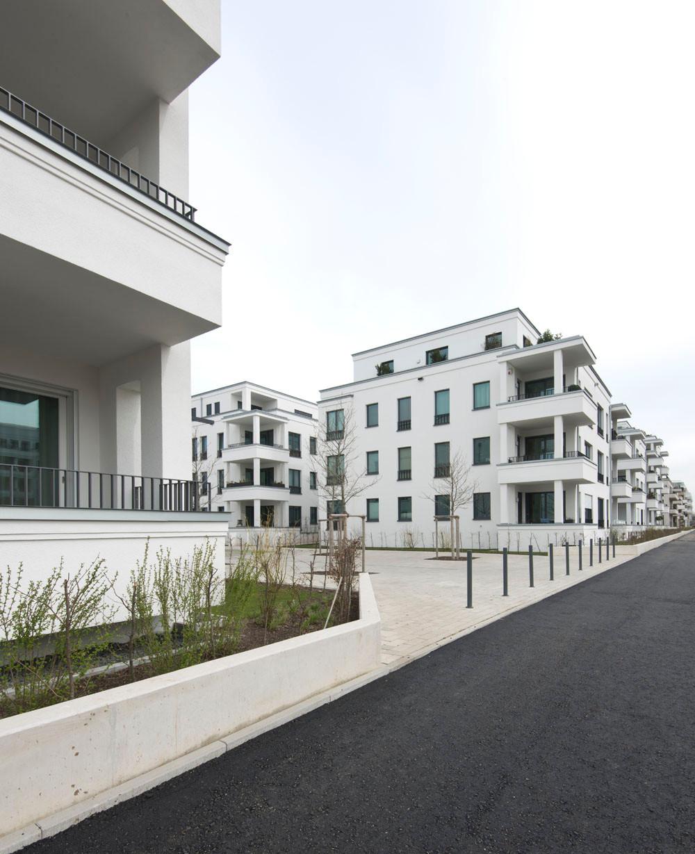 exklusive Eigentumswohnungen, Düsseldorf