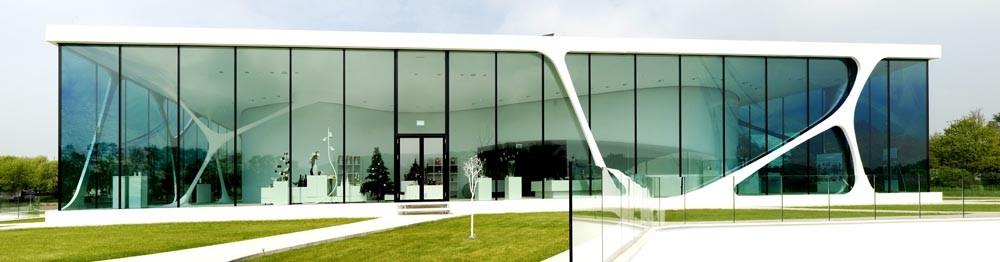 Leonardo Glass Cube