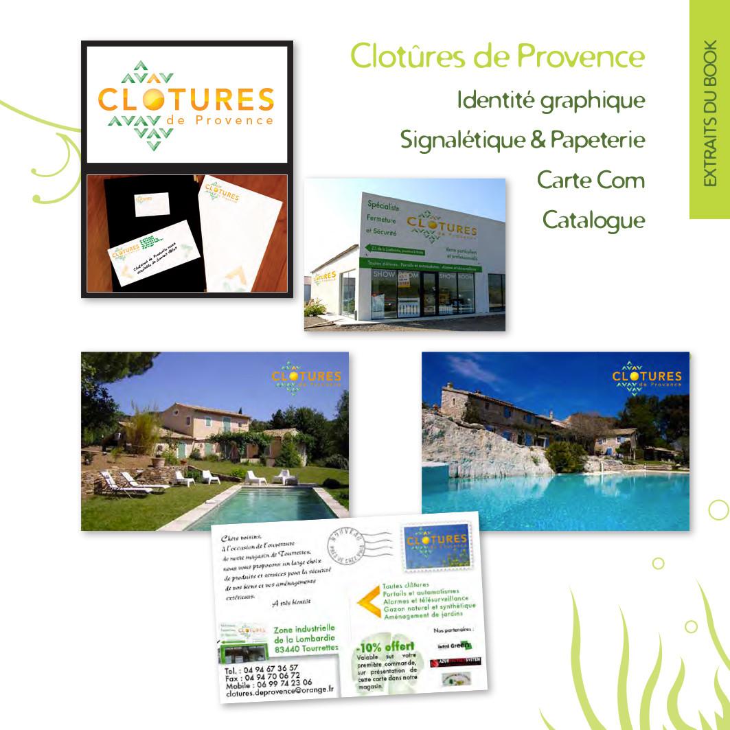 Enseigne & carte postale