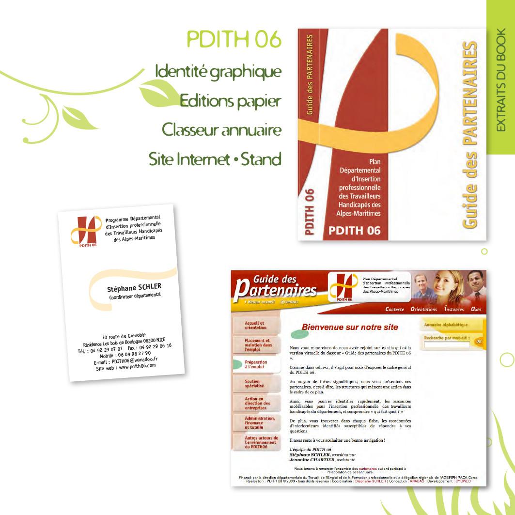 Annuaire et site web