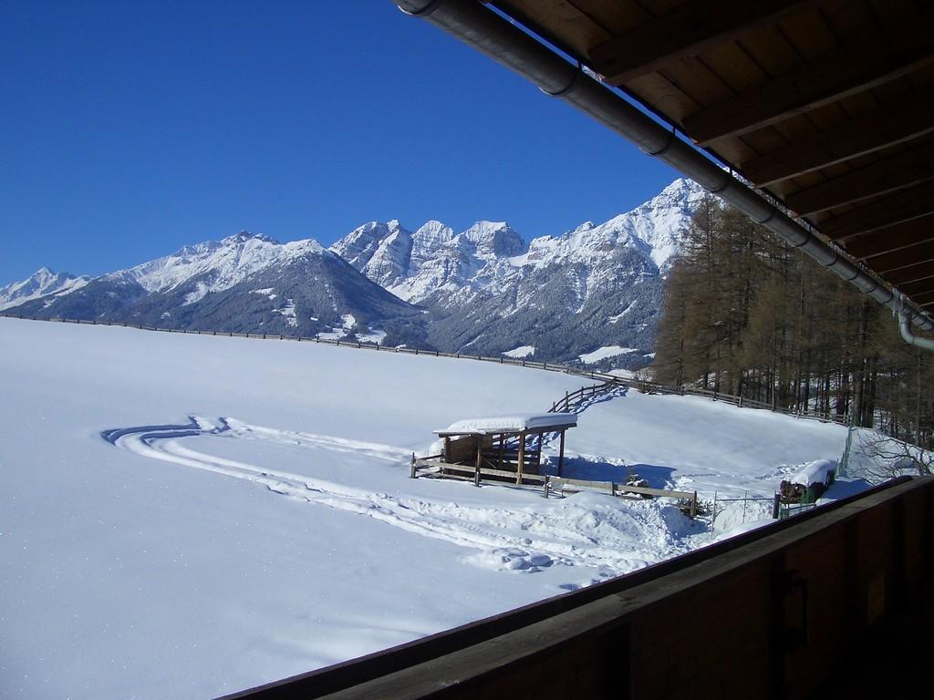 Balkonaussicht vom Appartement Tirol