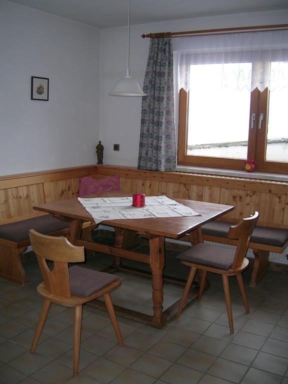 Wohnzimmer im Appartement TIROL