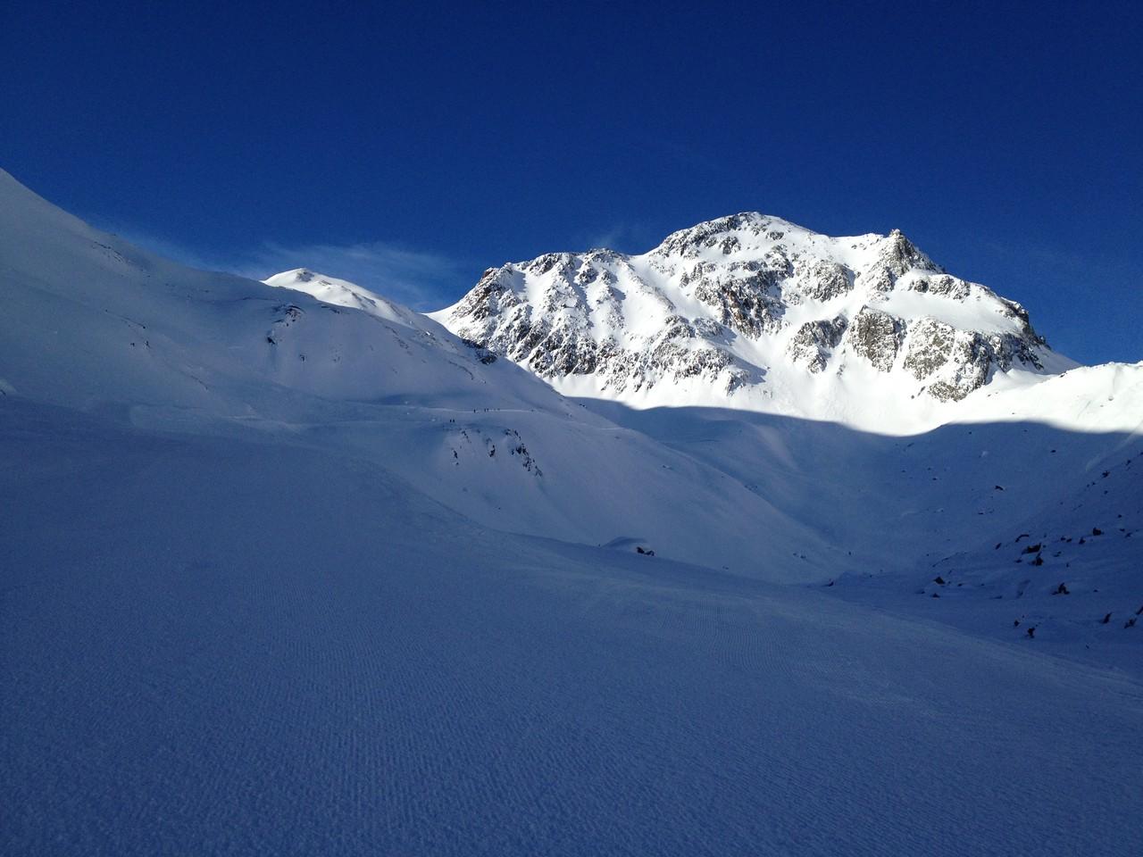 Stubaier Gletscher, ein traumhaftes Skigebiet
