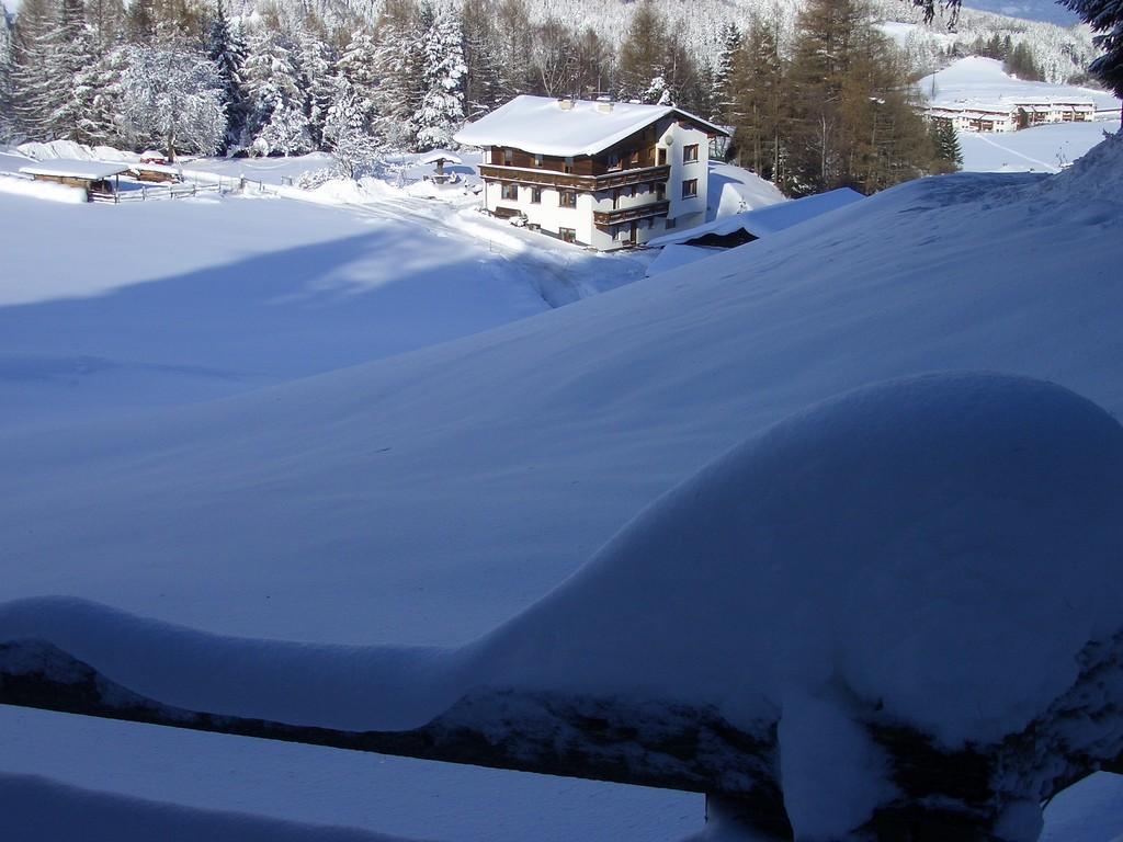 Schneereiche Winter im schönen Stubaital