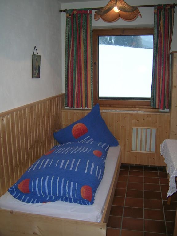 Einzelzimmer im Appartement Tirol