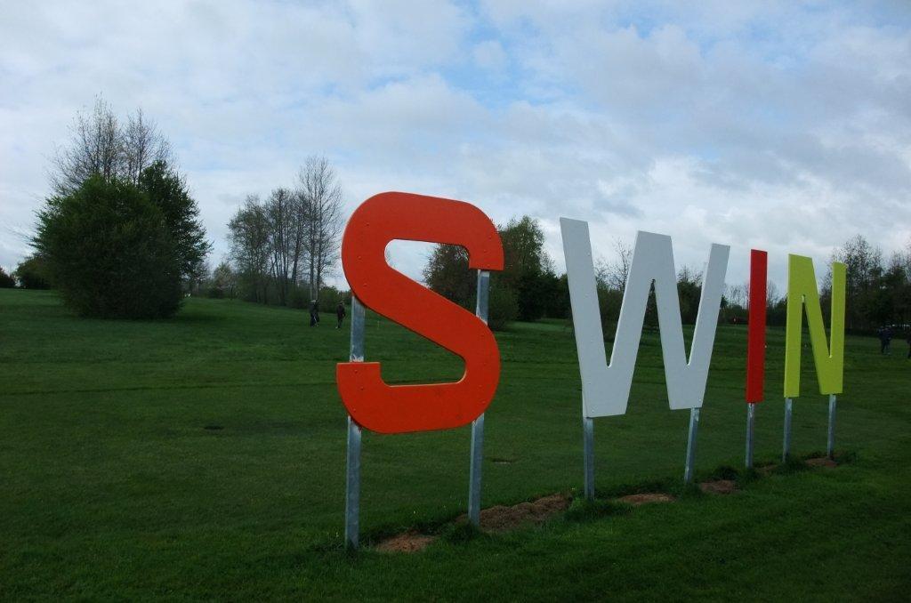 Vive le Swin ...