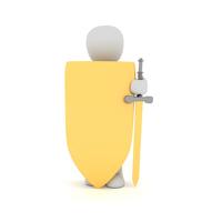 Mettez votre bouclier et protégez-vous : n'en faites pas une affaire personnelle !