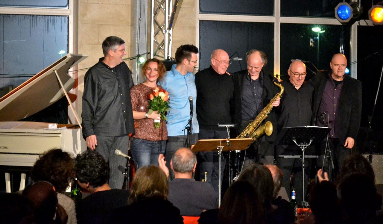 Uli Beckerhoff & Skoda Allstar Band