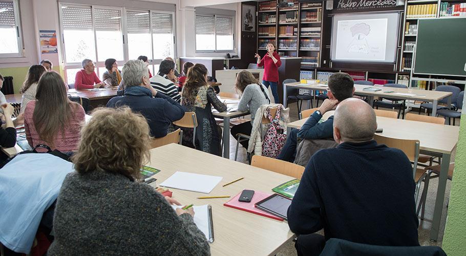 Curso de formación Erasmus+ con profesores de Riga