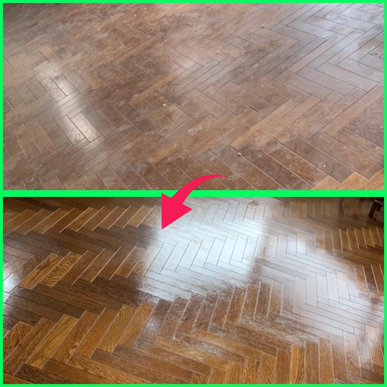 ゴミ屋敷清掃床BeforeAfter