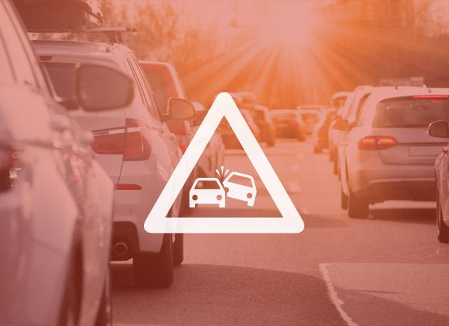 Schwerer Verkehrsunfall B151