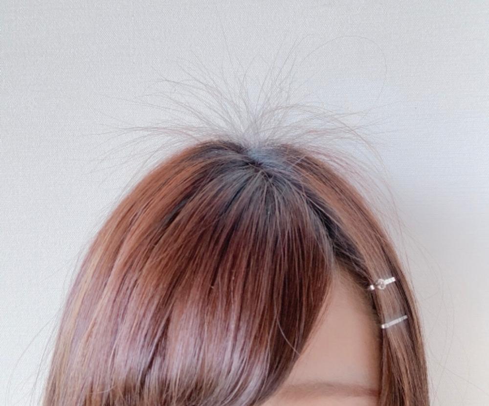 アホ毛問題 - コシュカ private hair salon