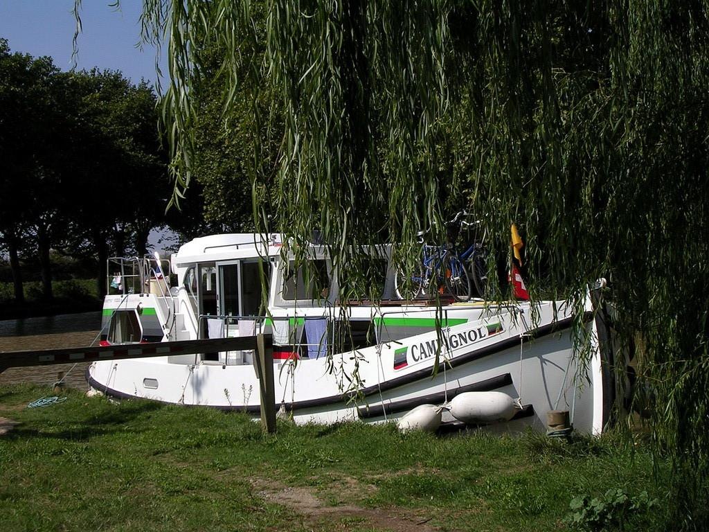 Canal du Midi 2005