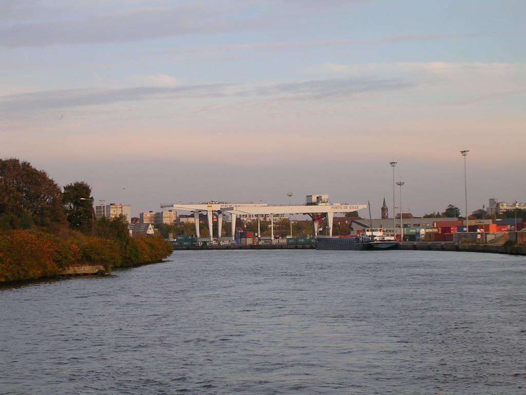 Industriegebiet Lille
