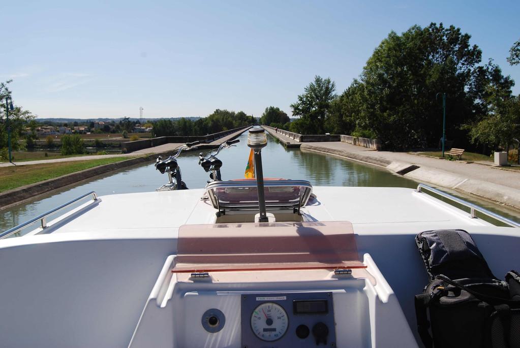 Canal de Garonne 2011 (Aquädukt Agen)