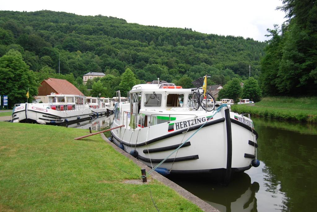 Locaboat Basis Lützelburg 2011